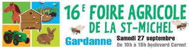 16eme foire agricole saint michel 2014