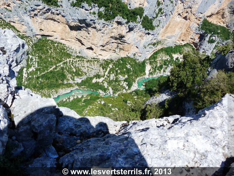 23 Weekend Gorges du Verdon - Les Verts Terrils