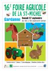 16° édition de la Foire St Michel (Organisé par les VT)